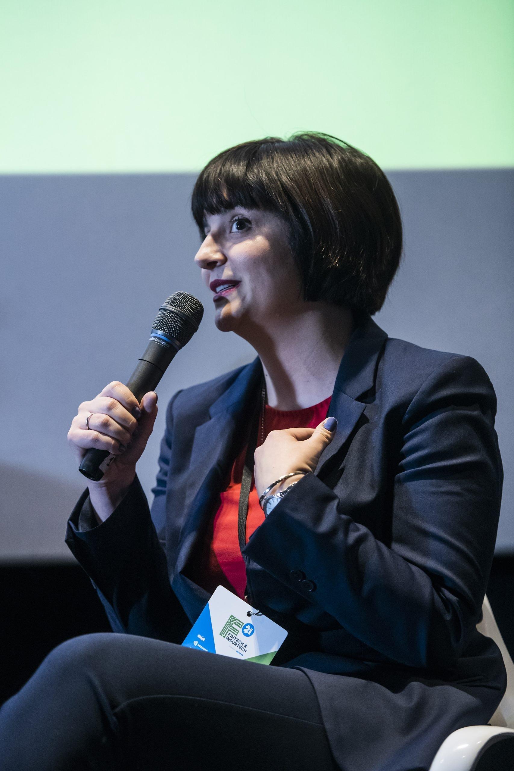 panel digitalne financije i privatnost - Marija Bošković Batarelo